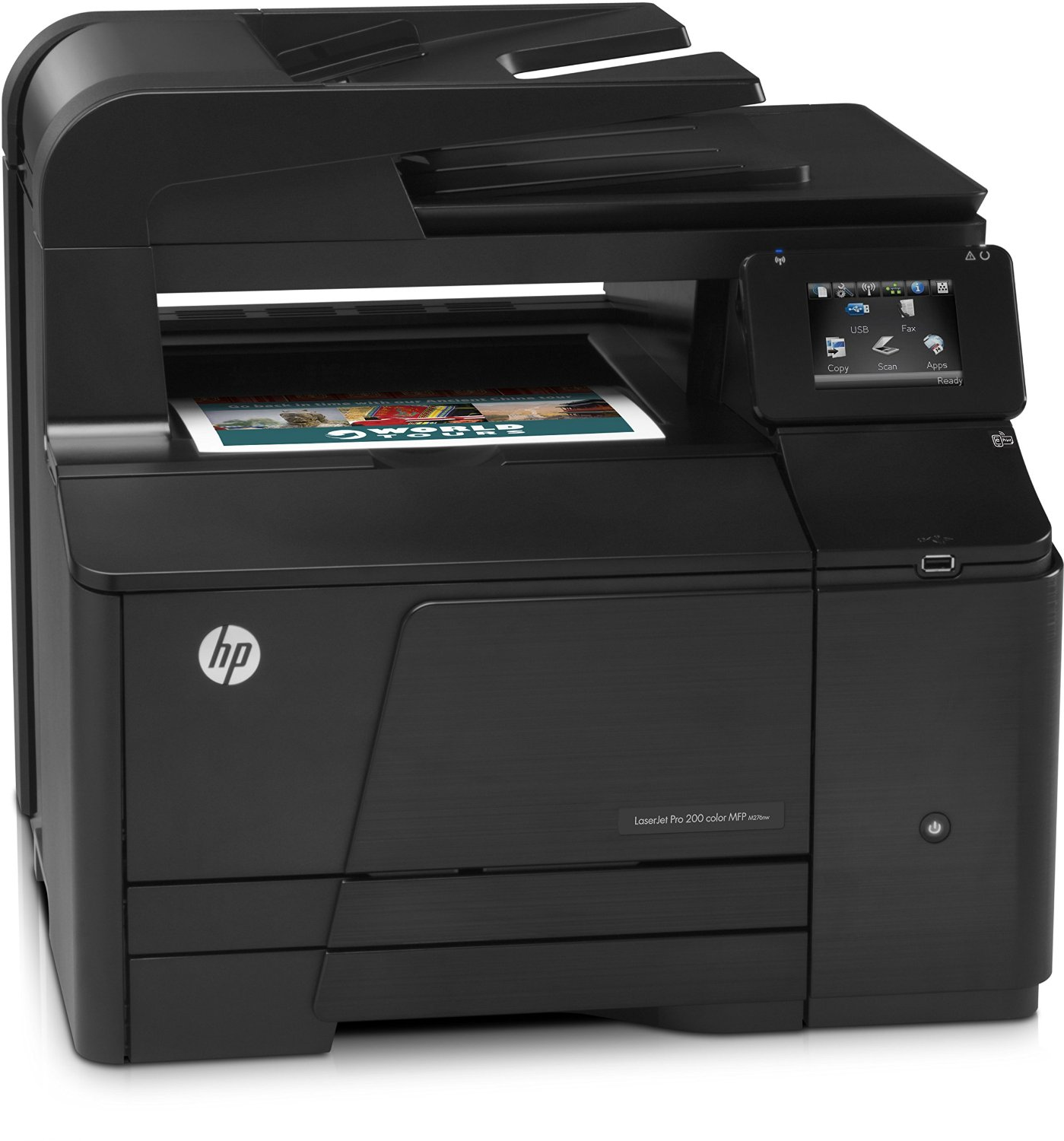 LaserJet Pro 200 Color M276nw im Test technikblog