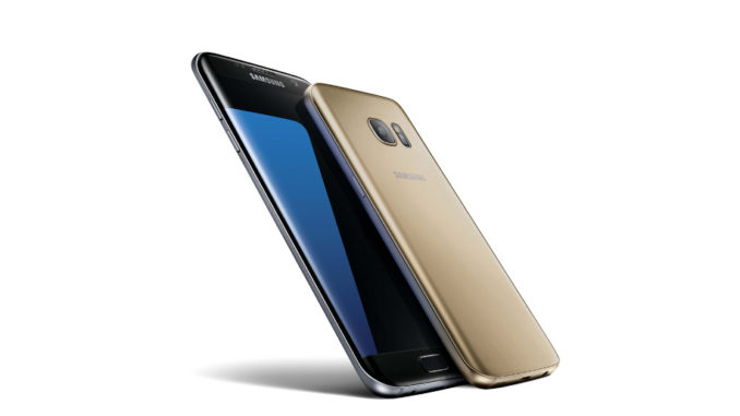 Samsung S7 Sasmung S7 edge Bild