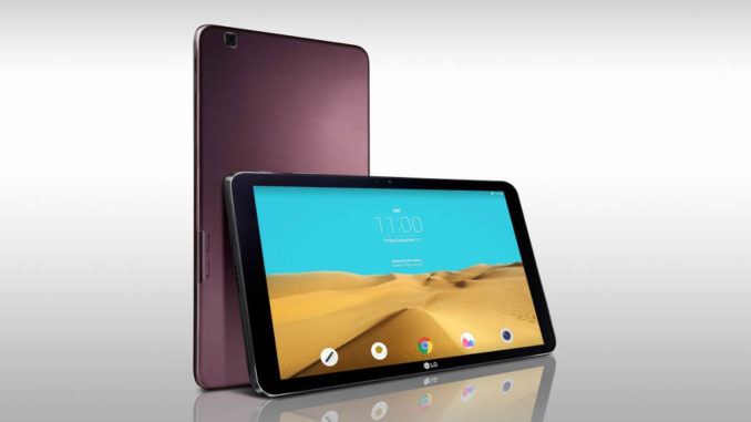 LG G Pad 2 10.1 Tablet Bild