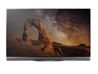 LG 55EF9509 OLED TV Bild