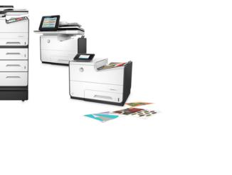HP Drucker pagewide serieBild