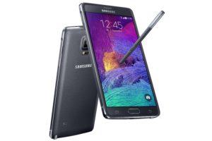 Smsung Galaxy Note 4 Bild