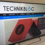 Sony KDL-65W855C Test Preview