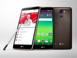 LG Stylus 2 Preview