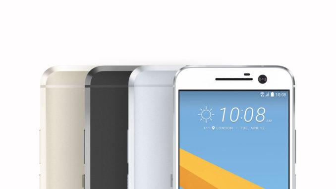 HTC 10 Handy