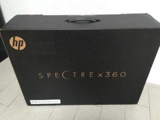 HP Spectre x360 15-ap006ng erster Eindruck