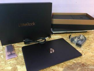 HP EliteBook Folio 1020 Test by technikblog.net