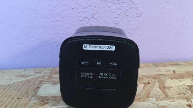 iClever Bluetooth Lautpsrecher by technikblog.net