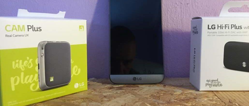 LG G5 Test by technikblog.net