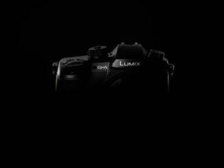 spiegellose Systemkamera Panasonic Lumix DMC-GH5