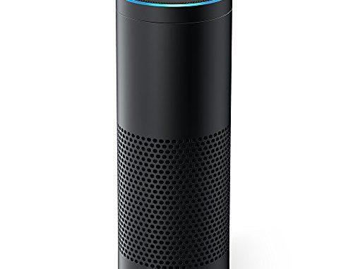 Amazon Echo schwarz