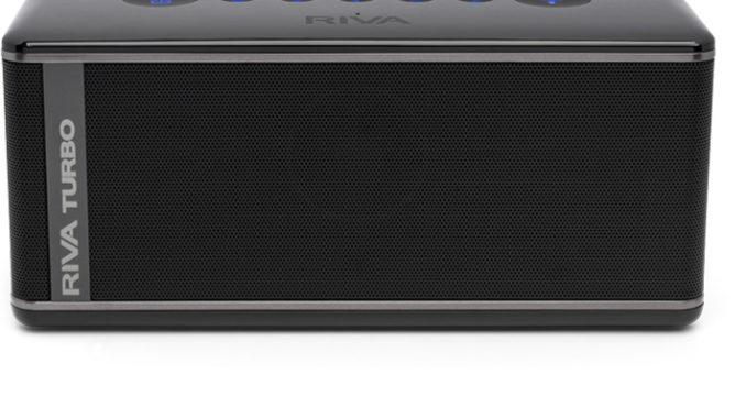 Riva Turbo X Bluetooth Lautsprecher