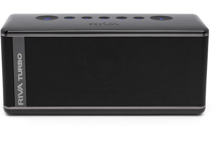 Riva Turbo X und Riva S Bluetooth Lautsprecher vorgestellt