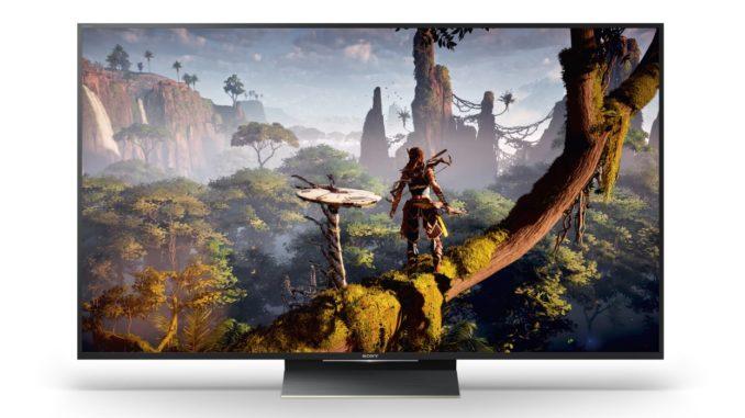 4K HDR Fernseher von Sony