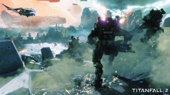 Titanfall 2 für die PS4 Pro