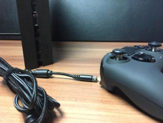 Nacon PS4 Controller Test Bild