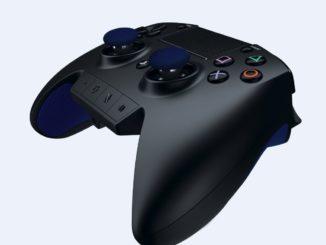 Razer Raiju PS4 Controller Bild