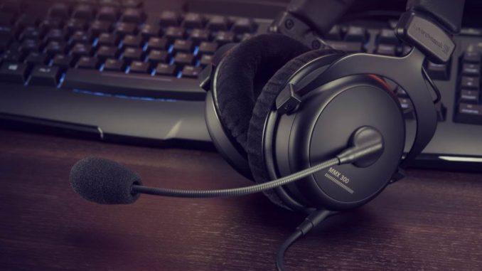 Beyerdynamic MMX 300 Headset bild
