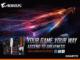 Gigabyte AORUS Gaming-Mainboards Bild