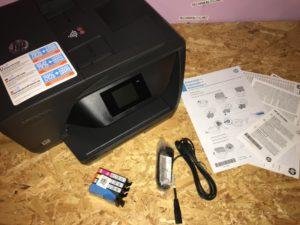 HP Officejet Pro 6970 Test Bild