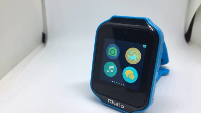 Kurio Smartwatch Test Bild 1