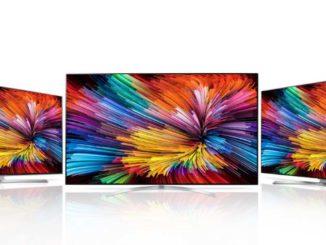 LG SJ9500, SJ8500 und SJ8000 SUHD Fernseher Bild