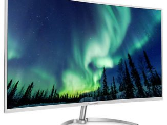 Philips BDM4037UW 4k Curved Monitor Bild