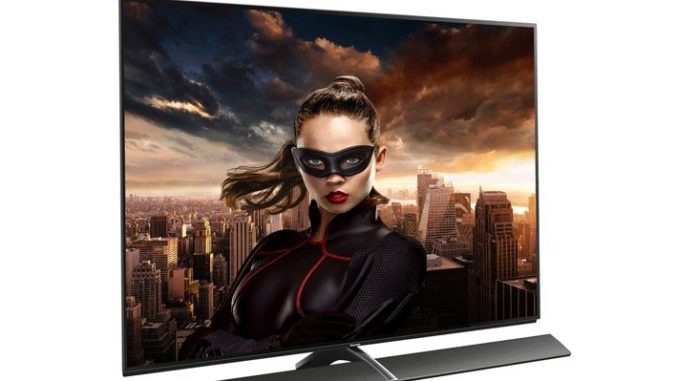 Panasonic OLED TV Bild