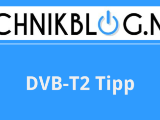 DVB-T2 Empfang Tipps