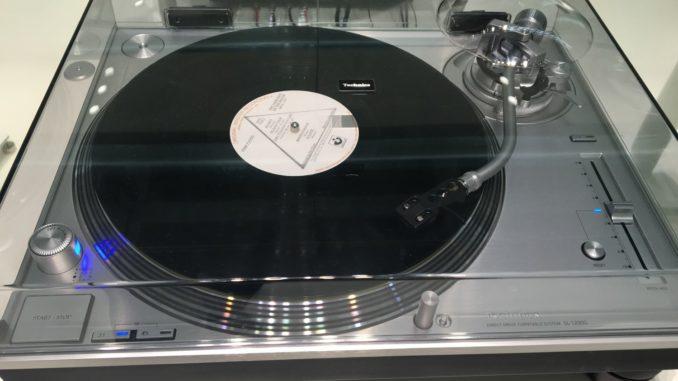 Technics SL 1200 (Bild IFA 2016)