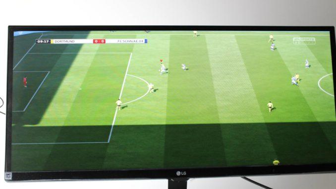 LG 29UM68-P by technikblog.net Fifa 17
