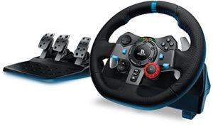 PS4 Lenkrad Logitech