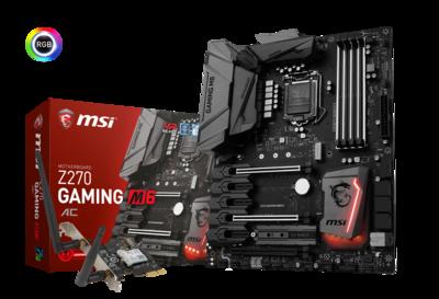 Z270 Gaming M6