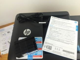 HP Officejet PRO 8725 Test