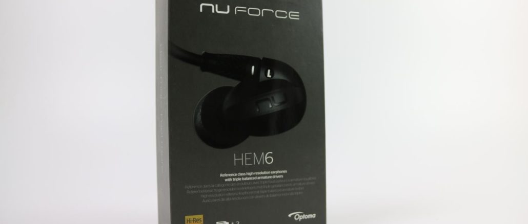In-Ear Kopfhörer NuForce HEM6 im Test