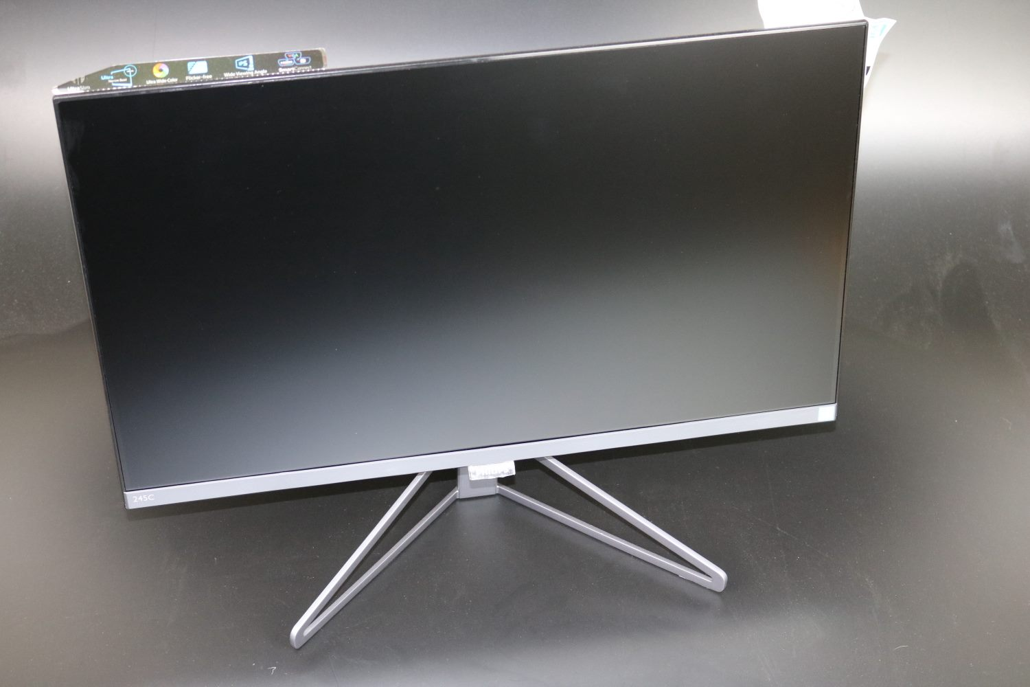 Philips 245C7QJSB Monitor im Test by technikblog