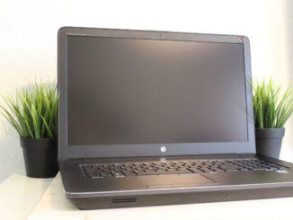 HP Workstation ZBook17G4