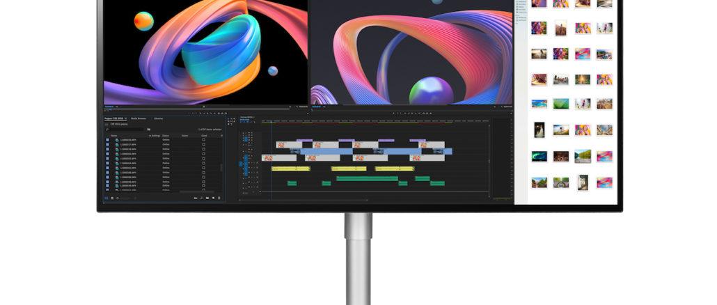 LG 5K UltraWide Monitor 34WK95U