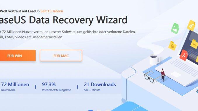 Gelöschte Dateien wiederherstellen - Das können Sie tun