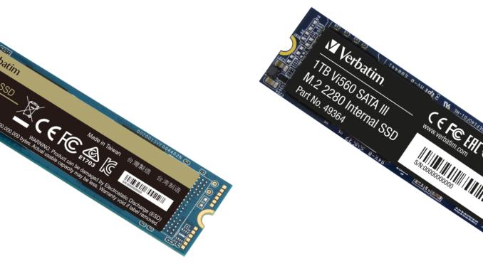 Verbatim stellt neue NVMe PCIe und SATA3 M.2 SSDs vor