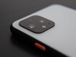 Google Pixel 4 Kamera Vorstellung