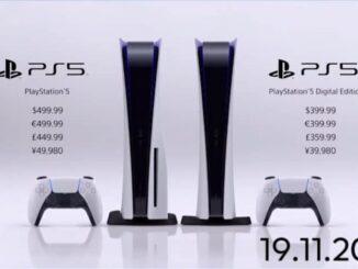 PS5 vor Release