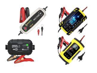 Autobatterie Ladegeräte