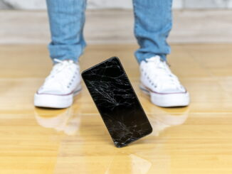 Smartphone-Display vor Kratzern schützen