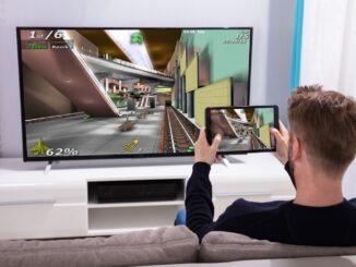 Der beste TV für Gaming